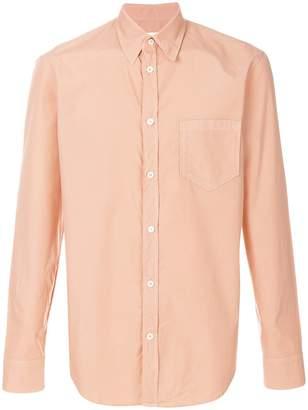 Maison Margiela classic fitted shirt