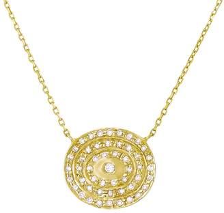 Celine Daoust Kate Infinity Diamond Necklace