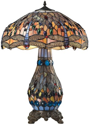 Tiffany & Co. Dimond Dragonfly Table Lamp