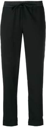 P.A.R.O.S.H. drawstring waist track pants