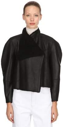 Isabel Marant Acacia Reversible Shearling Jacket