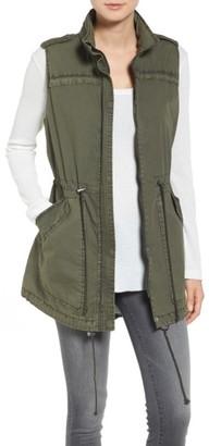 Women's Levi's Parachute Cotton Vest $138 thestylecure.com