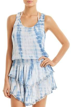Surf Gypsy Crocheted Dress Swim Cover-Up