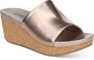 Carlos by Carlos Santana Delphina Wedge Slide Sandals