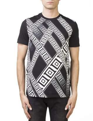 Versace Men's Crew Neck Regular Fit T-Shirt