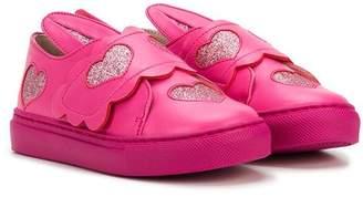 Minna Parikka Kids bunny ear sneakers