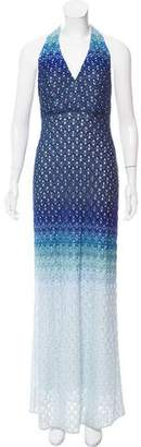 Missoni Ombré Evening Dress