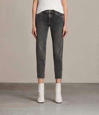 AllSaints Muse Slim Jean