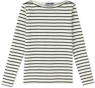 Womens striped T-shirt $69 thestylecure.com