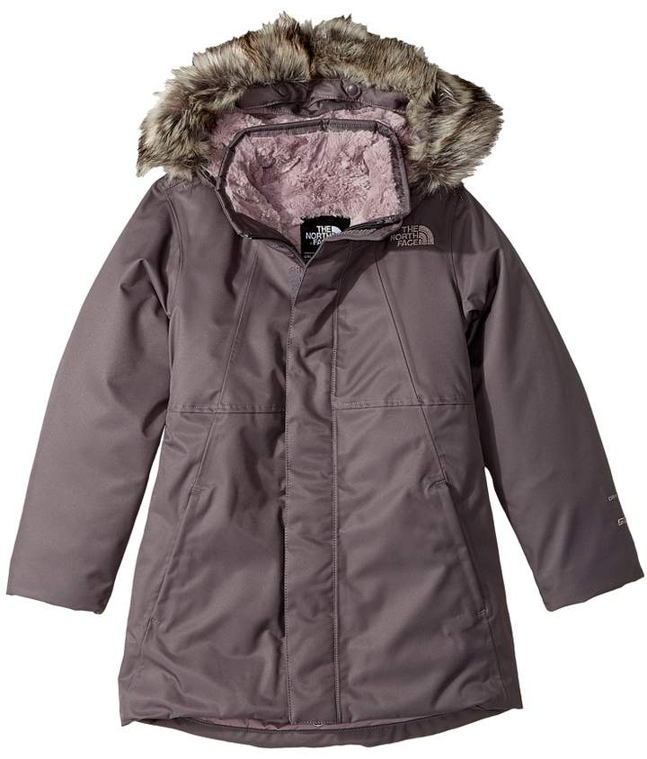 The North Face Kids - Arctic Swirl Down Jacket Girl's Coat
