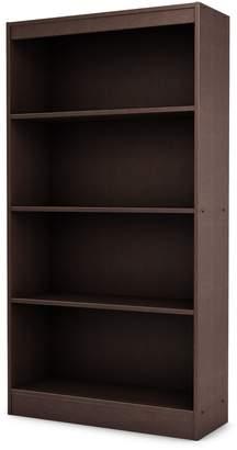 South Shore Axess Four-Shelf Bookcase
