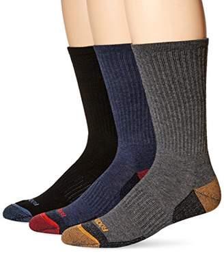 Rockport Men's Comfort Crew Sock