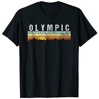 Olympic National Park T-Shirt-Washington Camping Hiking Tee