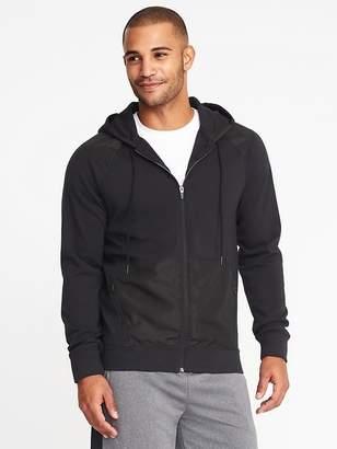 Old Navy Go-Warm Fusion Zip Hoodie for Men