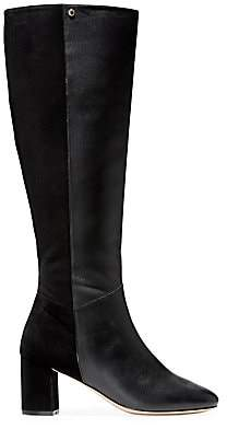 Cole Haan Women's Rianne Knee-High Leather Boots