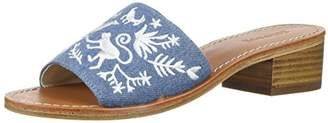 Soludos Women's OTOMI City Sandal Slide