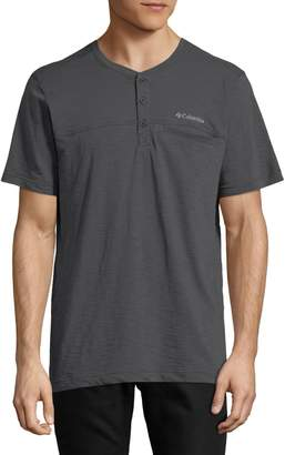 Columbia Lookout Point Novelty Henley