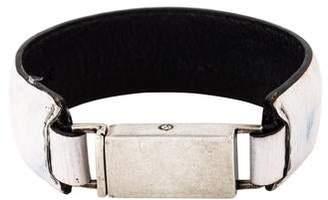 Isabel Marant Leather Bracelet