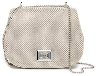 Whiting & Davis Mini Saddle Bag