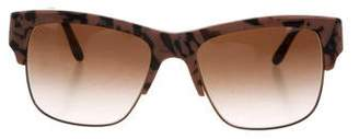 Stella McCartney Wayfarer Tinted Sunglasses