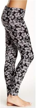 Hue Womens Scribble Bloom Leggings Med 8-10