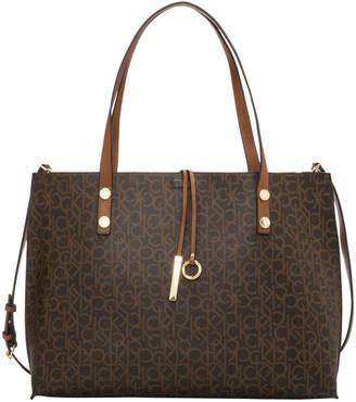 Calvin Klein Sonoma Double Handle Shoulder Bag H5DAJ4CM_B8L