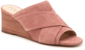 Sole Society Karista Wedge Sandal - Women's