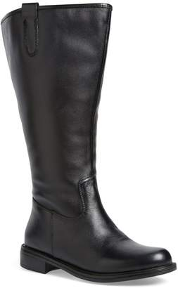 David Tate 'Best' Calfskin Leather & Suede Boot