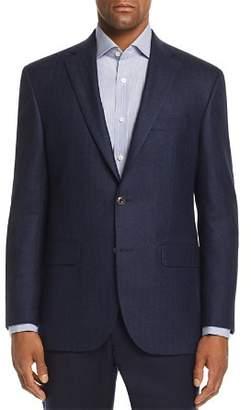 Jack Victor Tonal Herringbone Regular Fit Sport Coat