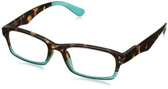 Peepers Unisex-Adult Second to None 951250 Rectangular Reading Glasses