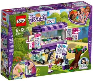 Lego Friends 41332 Friends Emma's Art Stand