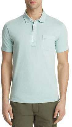 Billy Reid Pensacola Regular Fit Polo Shirt