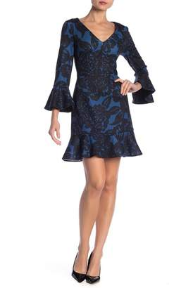 Trina Turk trina Clearwater Print Dress