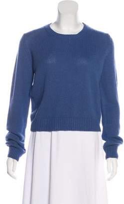 Miu Miu Cashmere Crew Neck Sweater