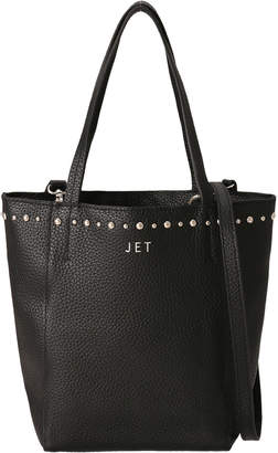JET (ジェット) - ジェット オリジナルスタッズレザーミニトートバッグ