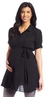 Maternal America Women's Maternity Shirt Tunic