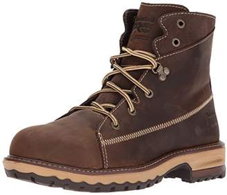 "Timberland Women's Hightower 6"" Alloy Toe Industrial and Construction Shoe"