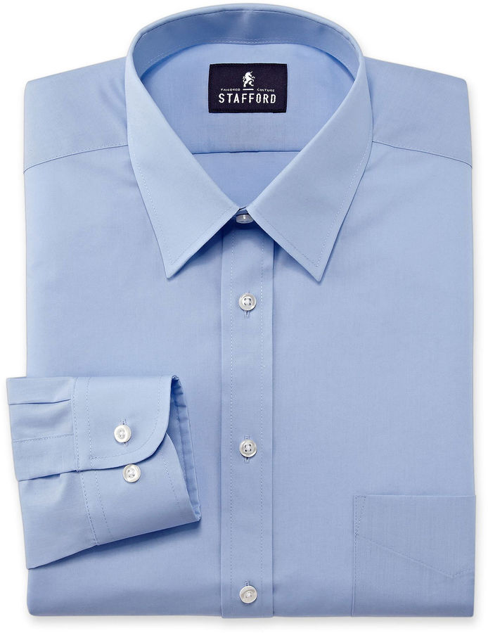 JCPenney Stafford Travel Performance Super Shirt