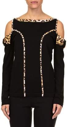 Blumarine Virgin Wool Sweater