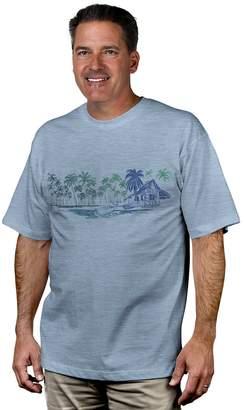 Newport Blue Men's Lima Bay Tropical Graphic Tee