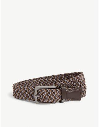 Ted Baker Teddie woven elasticated belt