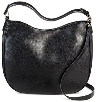 Merona Women's Large Hobo Handbag $34.99 thestylecure.com
