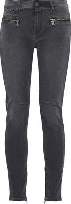 RtA Mid-rise Skinny Jeans