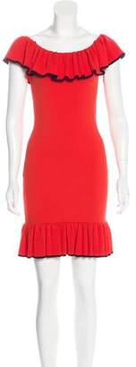 Rebecca Vallance 2017 Capri Mini Dress
