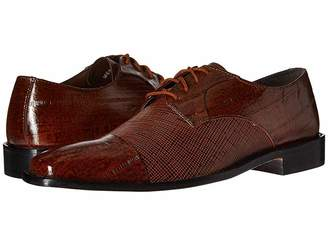 Stacy Adams Gatto Leather Sole Cap Toe Oxford