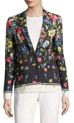 Escada Begasi Floral Jacket