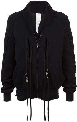 Damir Doma tassel trim bomber jacket