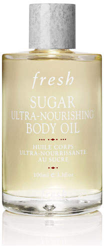Fresh Sugar Ultra-Nourishing Body Oil, 3.4 oz.