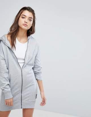 G Star G-Star Zip Through Hooded Dress