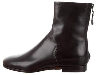Carritz Leather Ankle Boots w/ Tags